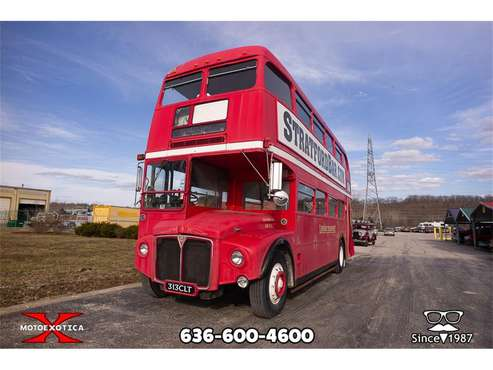 1962 Leyland Routemaster for sale in St. Louis, MO