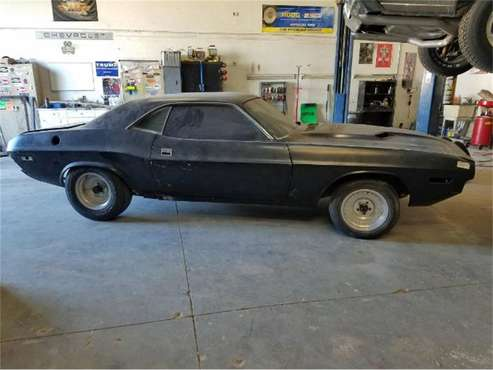 1973 Dodge Challenger for sale in Cadillac, MI