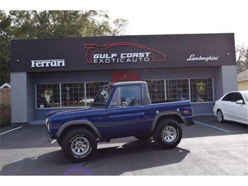 1972 Ford Bronco for sale in Biloxi, MS