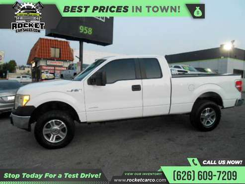 2013 Ford *F150* *F 150* *F-150* *XL* PRICED TO SELL! - cars &... for sale in Covina, CA