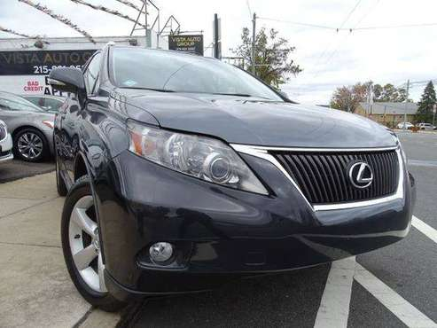 2010 Lexus RX RX 350 Sport Utility 4D GUARANTEED APPROVAL for sale in Philadelphia, PA