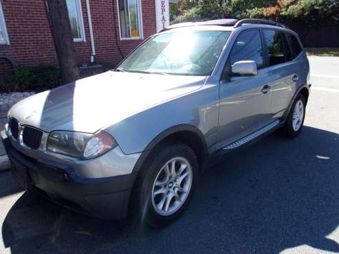 2004 BMW X-3 95 K for sale in Elmwood Park, NJ