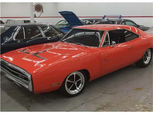 1970 Dodge Charger for sale in Barrington, IL