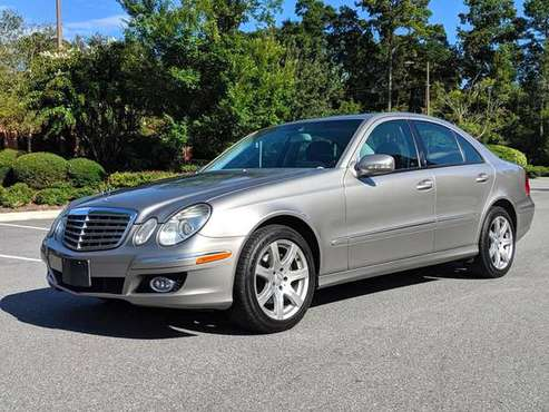 Mercedes Benz E350 LIKE NEW - 122K miles for sale in Savannah, GA