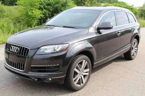 2012 Audi Q7 3.0 quattro TDI Premium Plus AWD 4dr SUV for sale in Walpole, MA