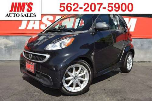 *2016* *Smart* *fortwo electric drive* *Smaret Fortwo Electric AutoChe for sale in HARBOR CITY, CA