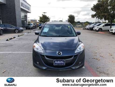 2012 Mazda Mazda5 Grand Touring for sale in Georgetown, TX