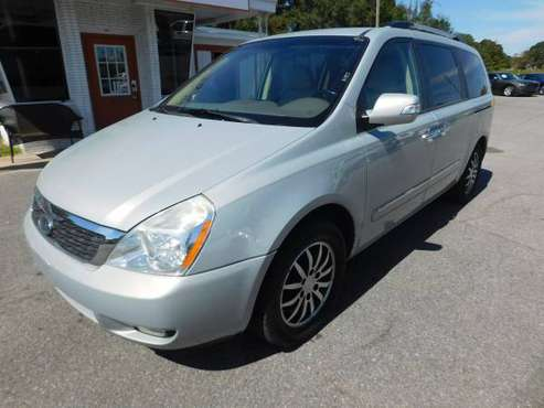 2012 KIA SEDONA EX VAN/129K MILES/VERY CLEAN AND NICE!! for sale in Crestview, FL