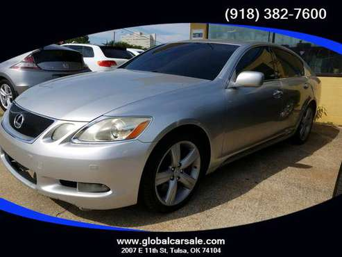 2007 Lexus GS - Financing Available! for sale in Tulsa, OK