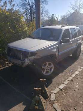Jeep parts Grand Cherokee - cars & trucks - by owner - vehicle... for sale in Levittown, NY