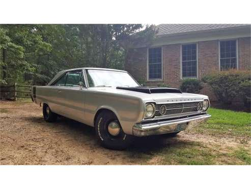 1966 Plymouth Satellite for sale in Cadillac, MI