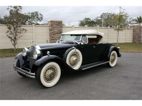 1930 Packard 740 Roadster for sale in Saratoga Springs, NY