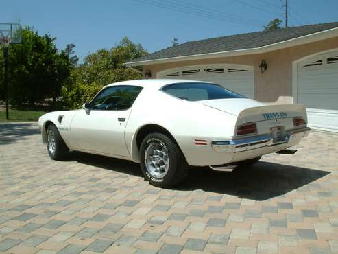 1973 Pontiac Firebird Trans Am for sale in Camarillo, CA