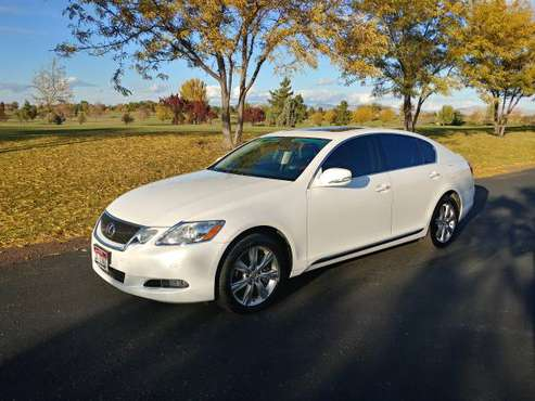 2011 Lexus GS 350 - Low Miles - All Wheel Drive for sale in Meridian, ID
