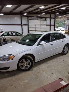 2008 CHEVROLET IMPALA LTZ FOR SALE for sale in Meridianville, AL