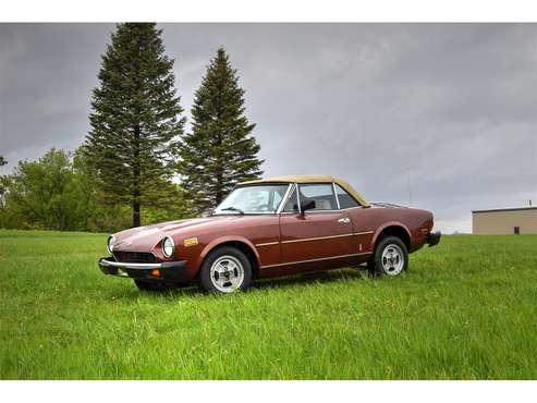 1981 Fiat Spider for sale in Watertown, MN