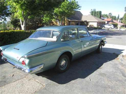 1961 Plymouth Valiant for sale in Cadillac, MI
