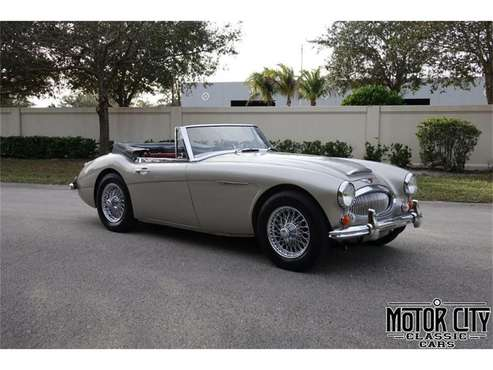 1965 Austin-Healey 3000 Mark III BJ8 for sale in Vero Beach, FL