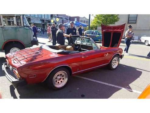1977 Fiat 124 for sale in Cadillac, MI