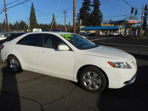 2007 TOYOTA CAMRY LE AUTO - cars & trucks - by dealer - vehicle... for sale in Vancouver, OR