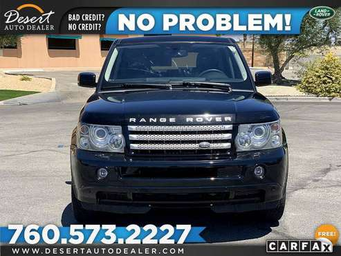 2006 Land Rover *Range* *Rover* *Sport* *SC* $176 /mo with DVD! for sale in Palm Desert , CA