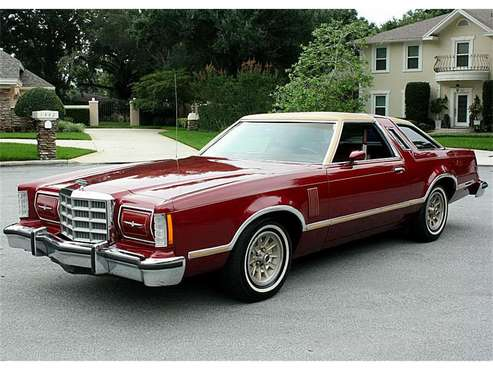 1979 Ford Thunderbird for sale in Lakeland, FL