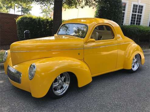 1941 Willys 2-Dr Coupe for sale in Raleigh, NC