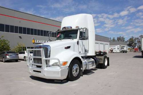 2012 Peterbilt 386 Day Cab single axle for sale in Palo Verde, AZ