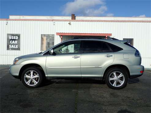 2008 Lexus RX400H for sale in Tacoma, WA