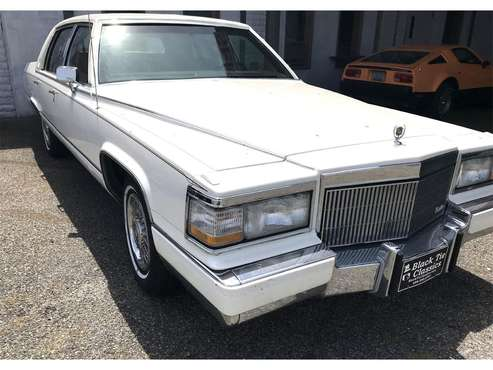 1990 Cadillac Brougham for sale in Stratford, NJ