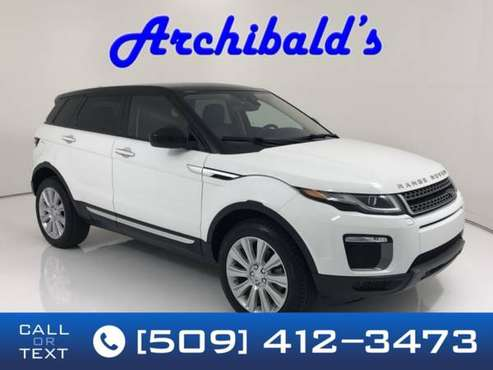 *2016* *Land Rover* *Range Rover Evoque* *HSE* for sale in Kennewick, WA