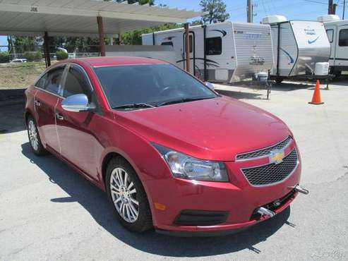 2014 Chevrolet Cruze ECO Manual Sedan Tow Car! for sale in Lakeland, FL