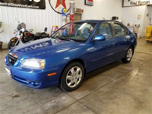 2006 Hyundai Elantra for sale in Upper Sandusky, OH