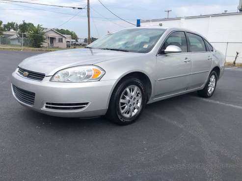 2007 Chevy Impala for sale in Little Rock, AR