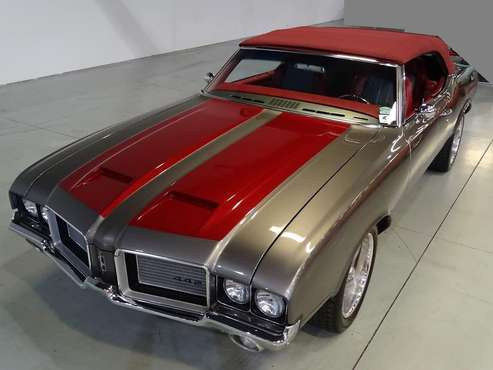 1972 Oldsmobile 442 for sale in Kaysville, UT