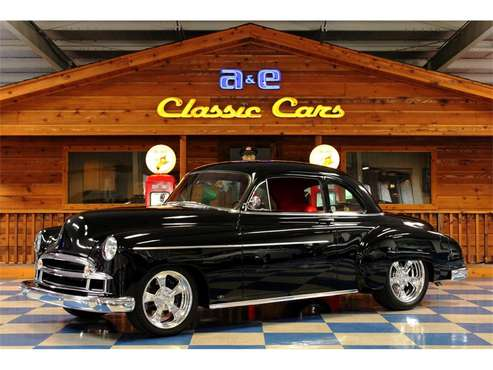 1950 Chevrolet Styleline Deluxe for sale in New Braunfels, TX