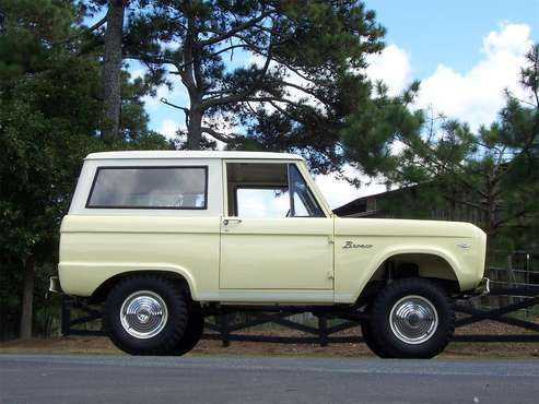 1966 Ford Bronco for sale in Alpharetta, GA