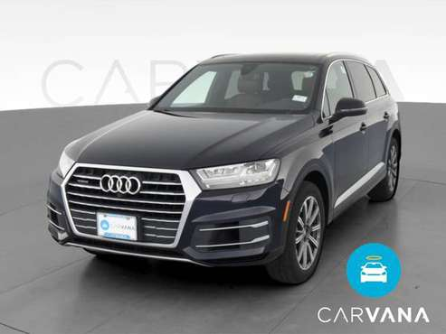 2017 Audi Q7 3.0T Premium Plus Sport Utility 4D suv Blue - FINANCE -... for sale in Chicago, IL