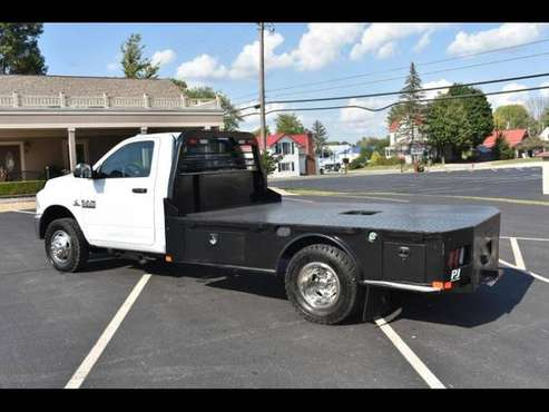 2017 RAM 3500 Regular Cab 4WD DRW for sale in Osgood, IN