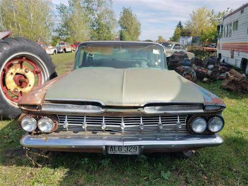1959 Chevrolet Biscayne for sale in Thief River Falls, MN