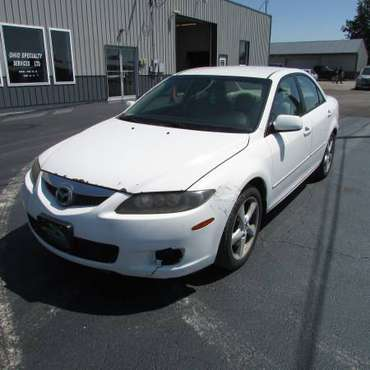 2006 MAZDA 6S for sale in BUCYRUS, OH