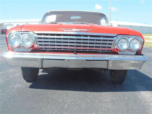 1962 Chevrolet Impala for sale in Blanchard, OK