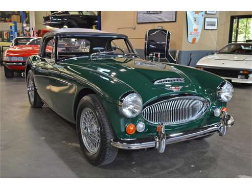 1967 Austin-Healey 3000 Mark III BJ8 for sale in Huntington Station, NY