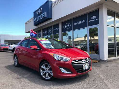 (((2013 HYUNDAI ELANTRA GT HATCHBACK))) BAD CREDIT? NO CREDIT? CALL ME for sale in Kahului, HI