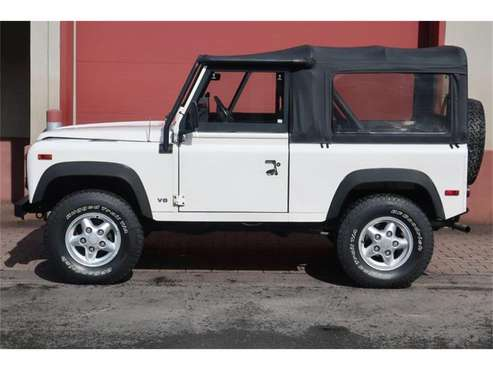 1995 Land Rover Defender for sale in Hailey, ID