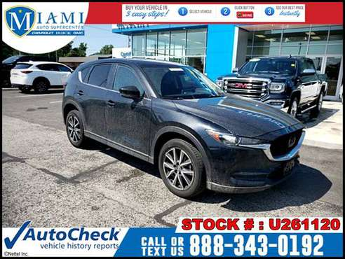 2018 Mazda CX-5 Touring AWD SUV -EZ FINANCING -LOW DOWN! for sale in Miami, MO