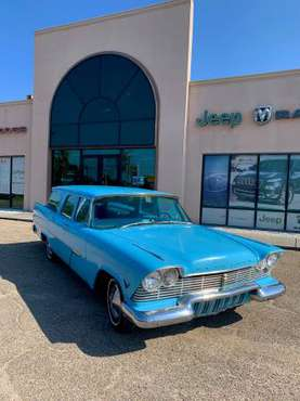 1957 Plymouth Station Wagon for sale in Pascagoula, FL