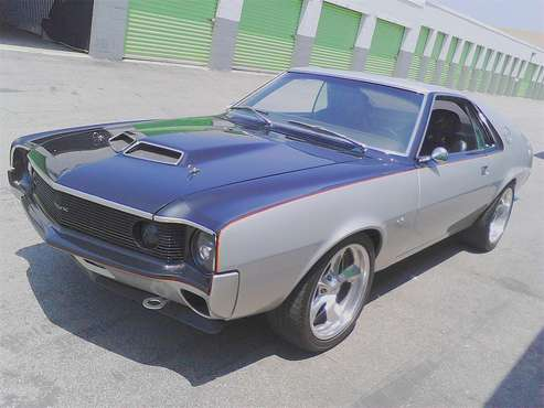 1970 AMC AMX for sale in Chatsworth, CA