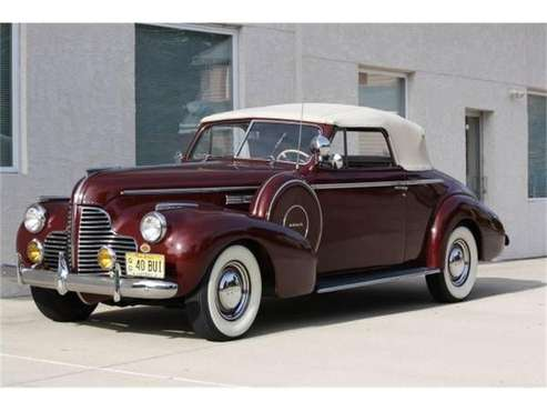 1940 Buick Century for sale in Cadillac, MI
