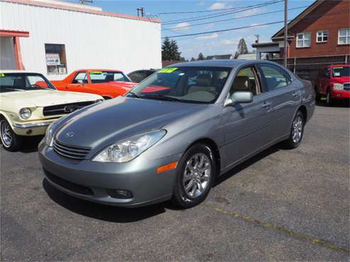 2002 Lexus ES300 for sale in Tacoma, WA